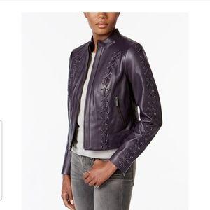 Michael Kors Women's Leather Jacket